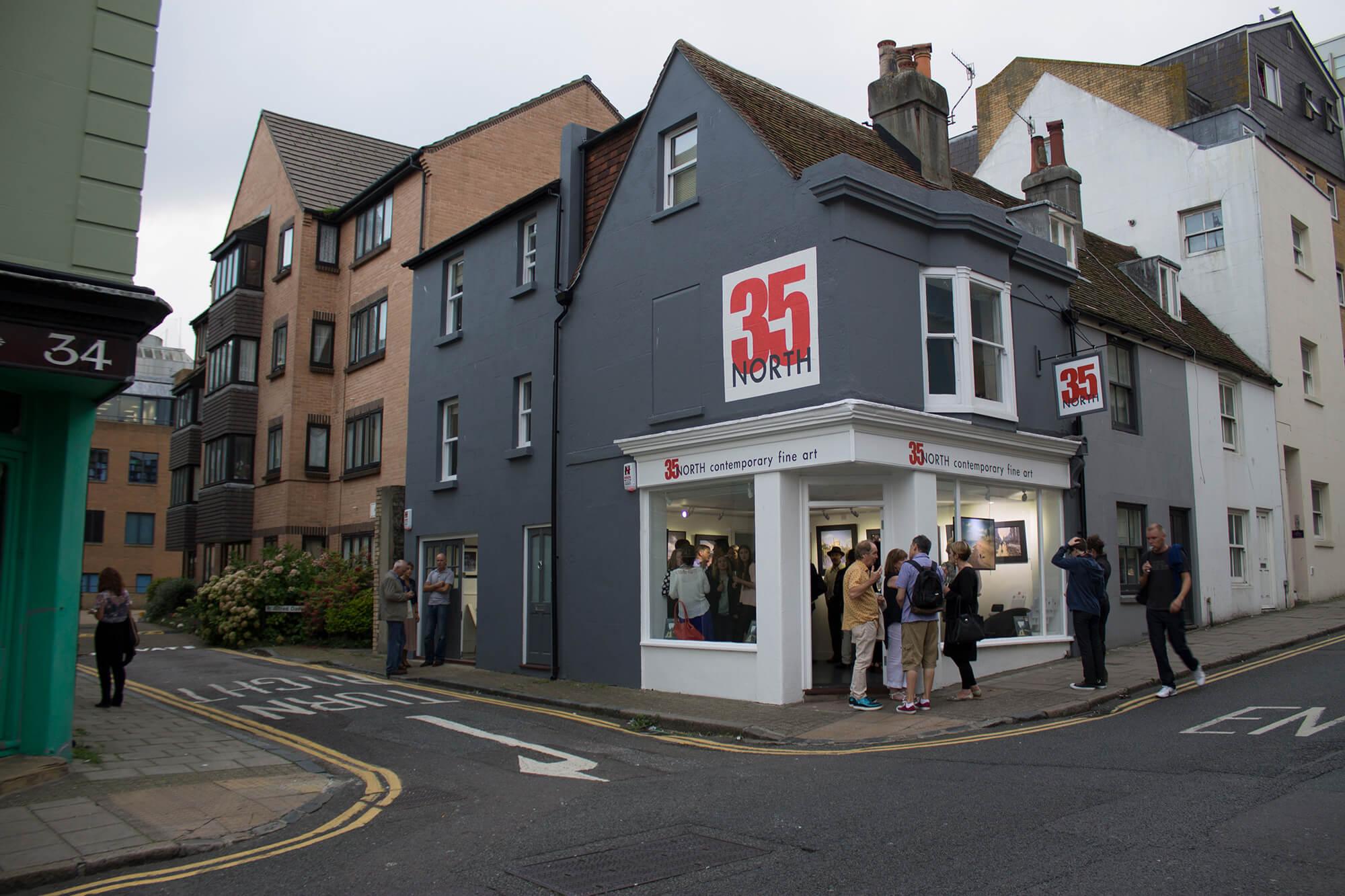 John Whiting Architects - 35 North, Brighton