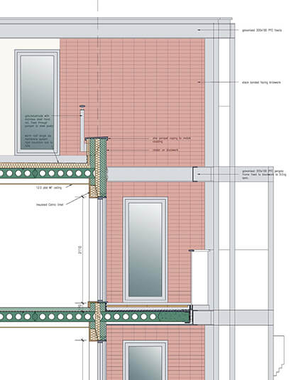 John Whiting Architects - Albion Street, Brighton