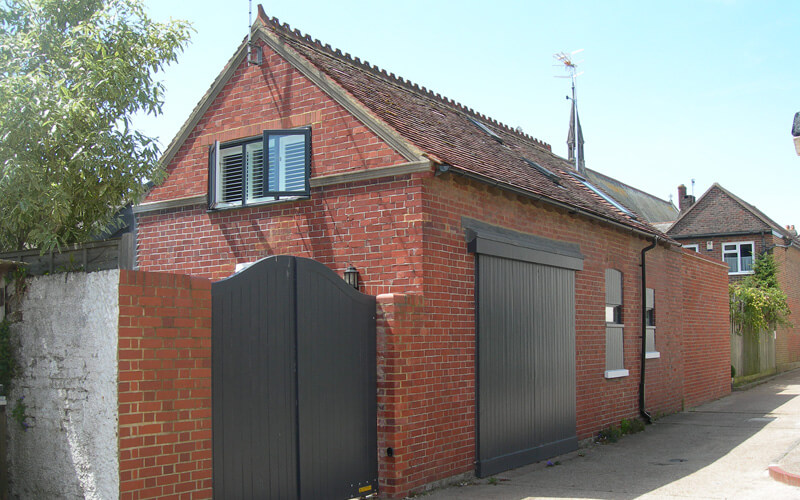 The Old Coach House, Hove