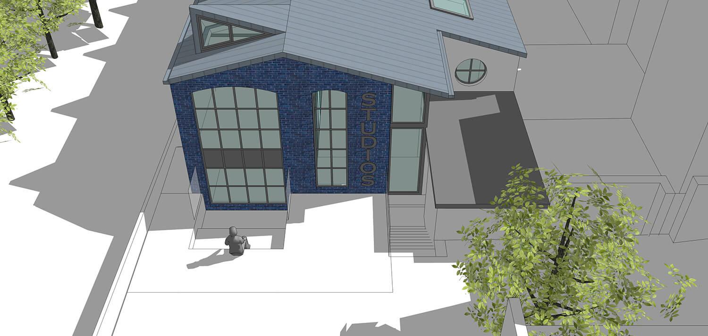John Whiting Architects -Robertson Yard
