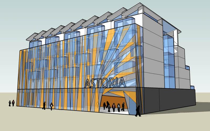 Astoria, Brighton
