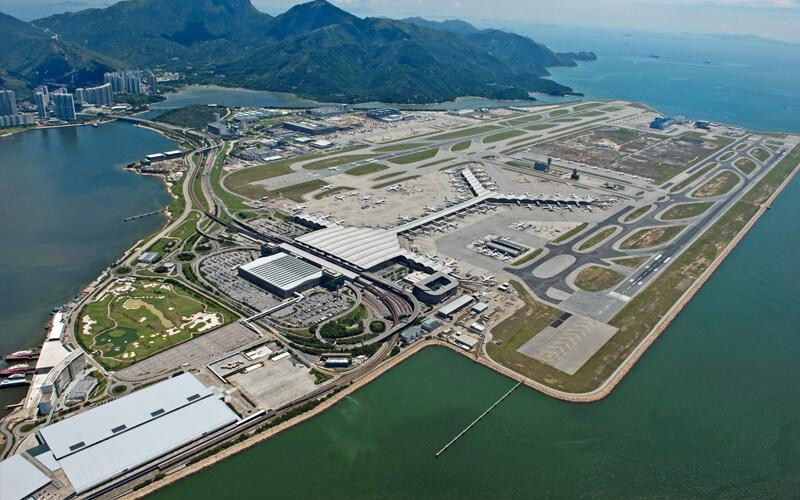 Hong Kong Airport Utilities