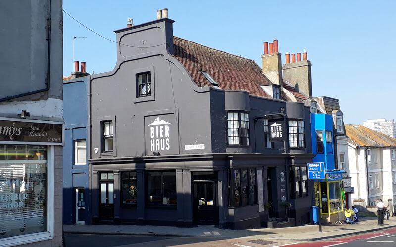 Edward Street, Brighton