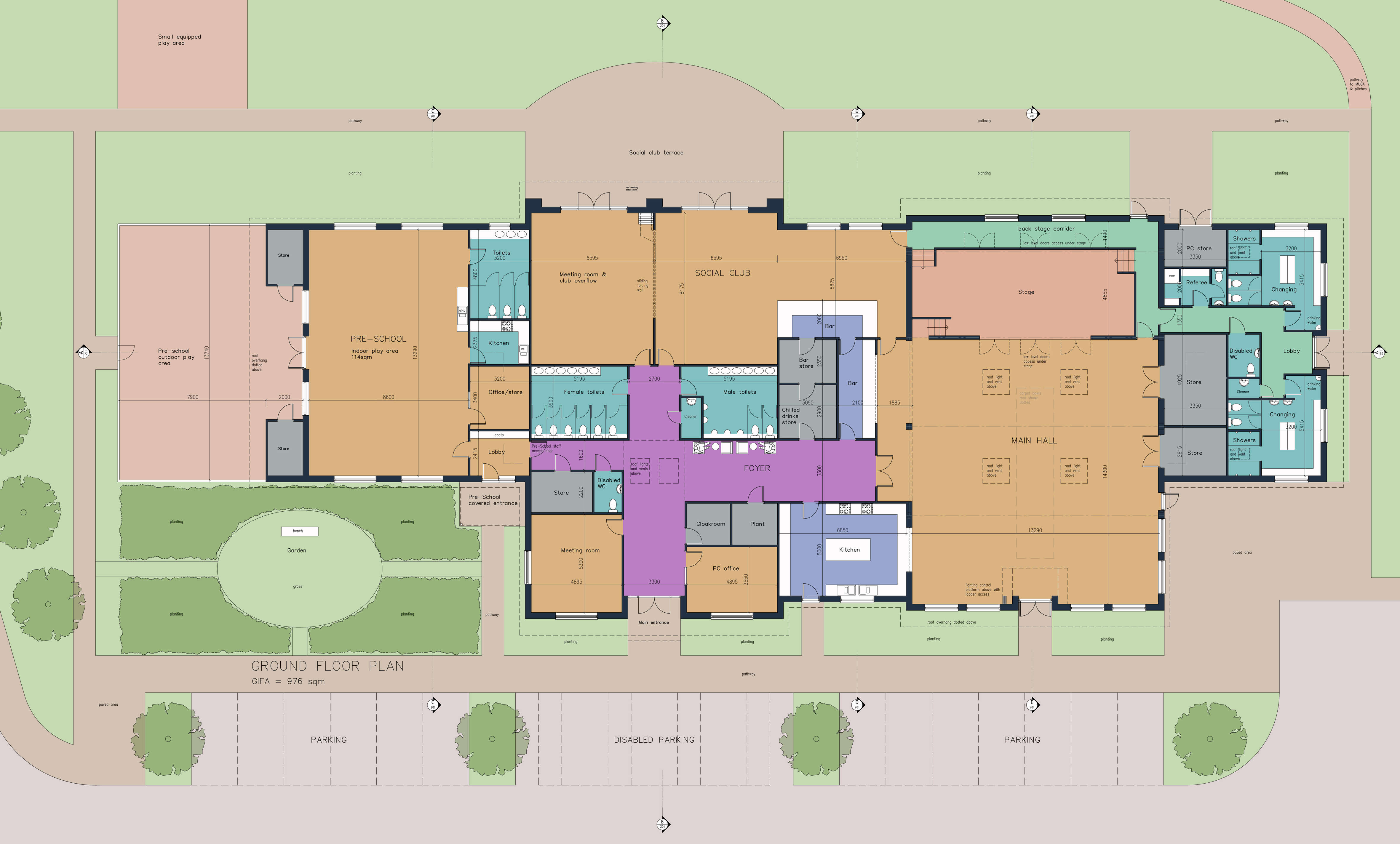 D:DocsJW Projects1513 Meppershall5.1 drawings1513Plans 250