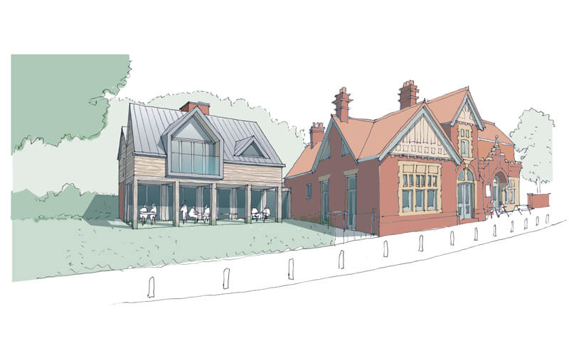 New Inn, Hadlow Down, East Sussex